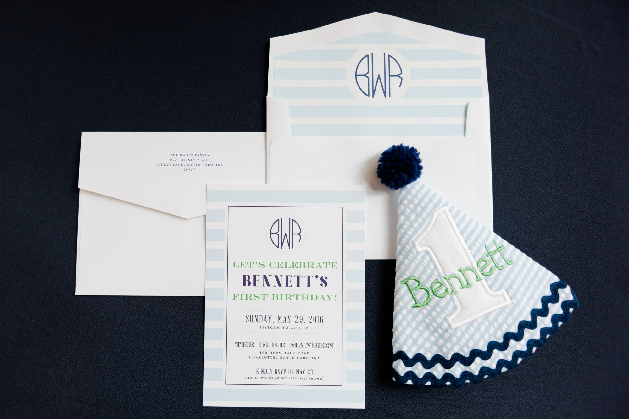 invitations by Olive Paper