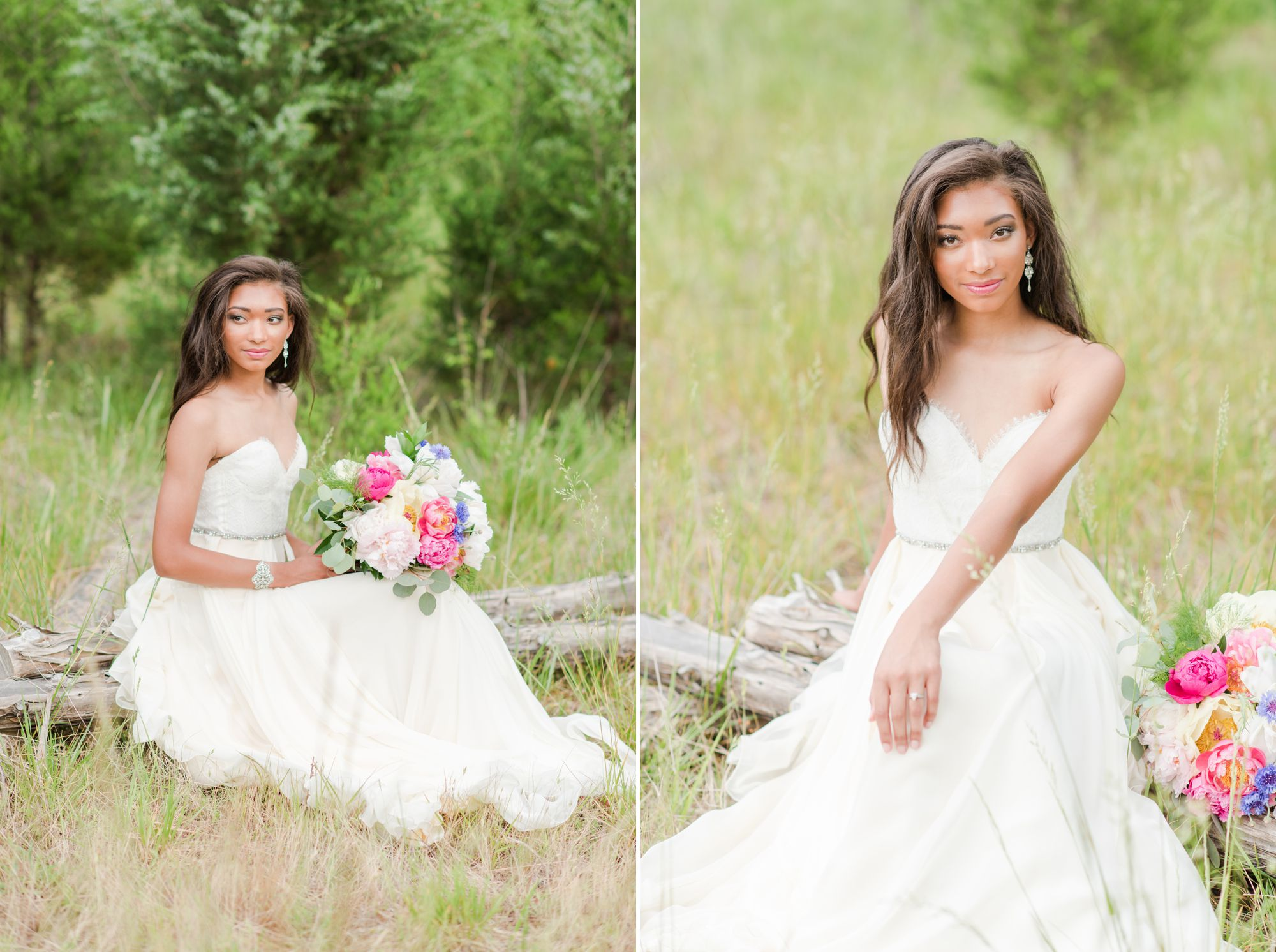 boho charlotte wedding photographer