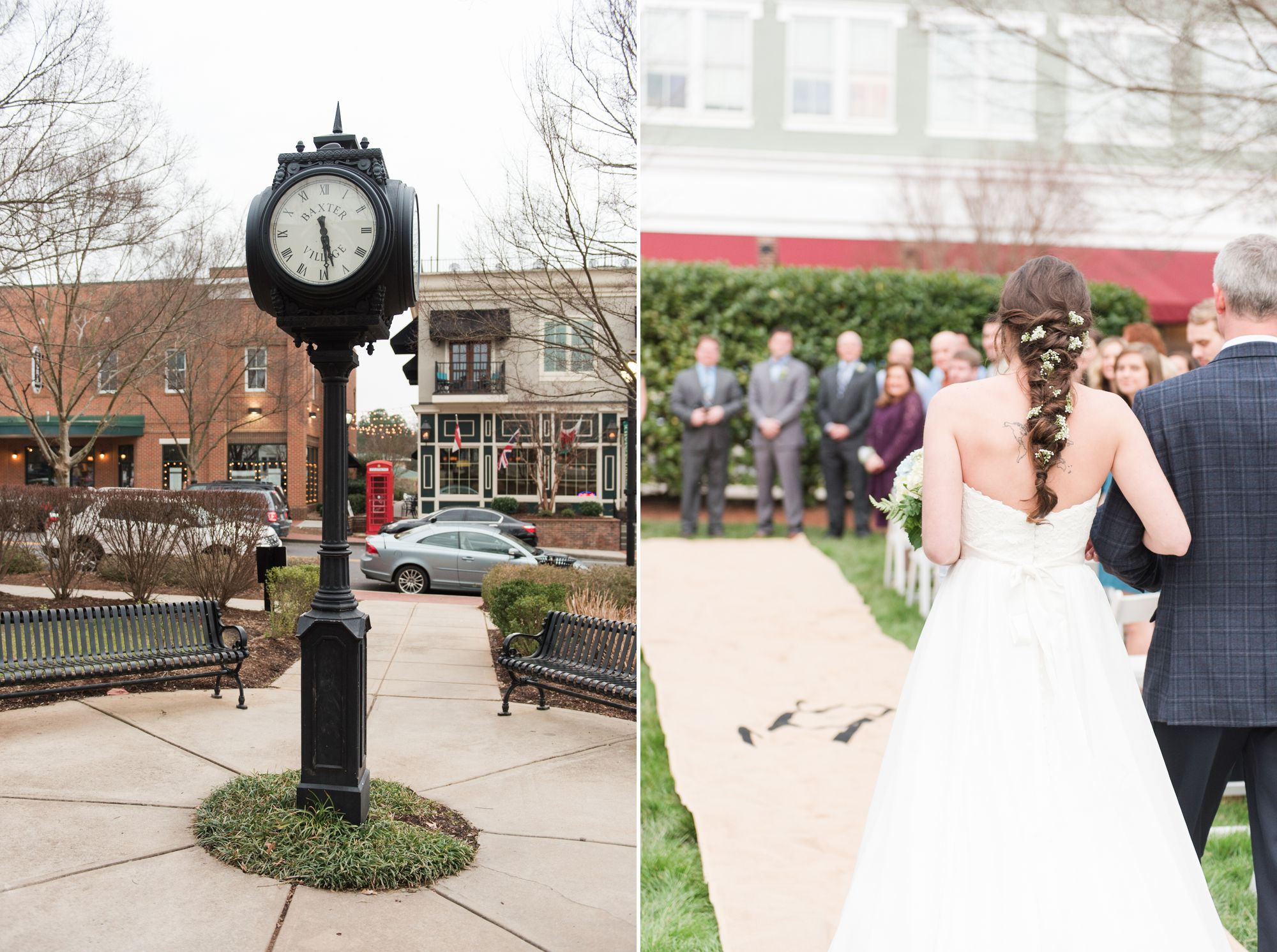 fish market fort mill wedding