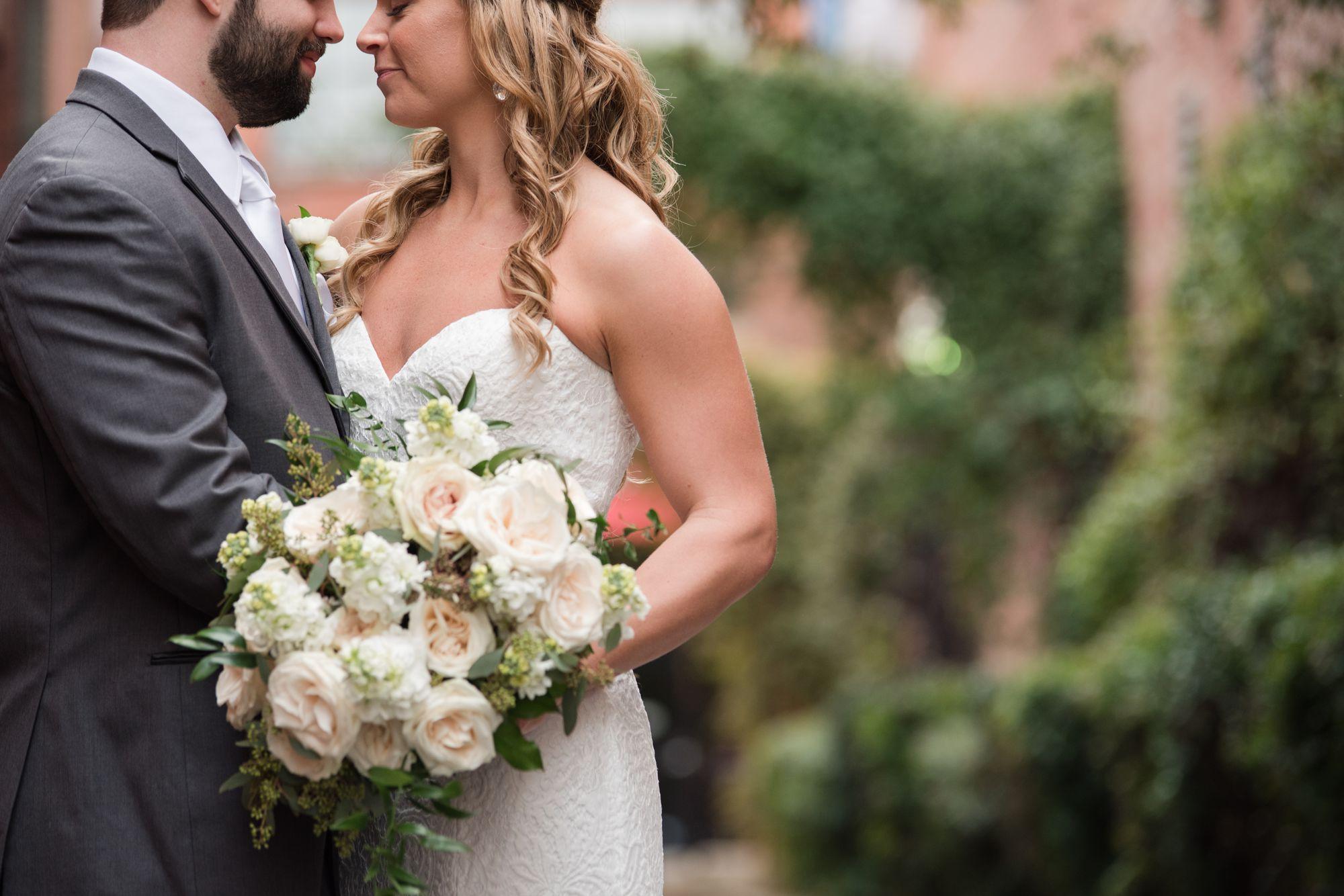 byrons south end wedding