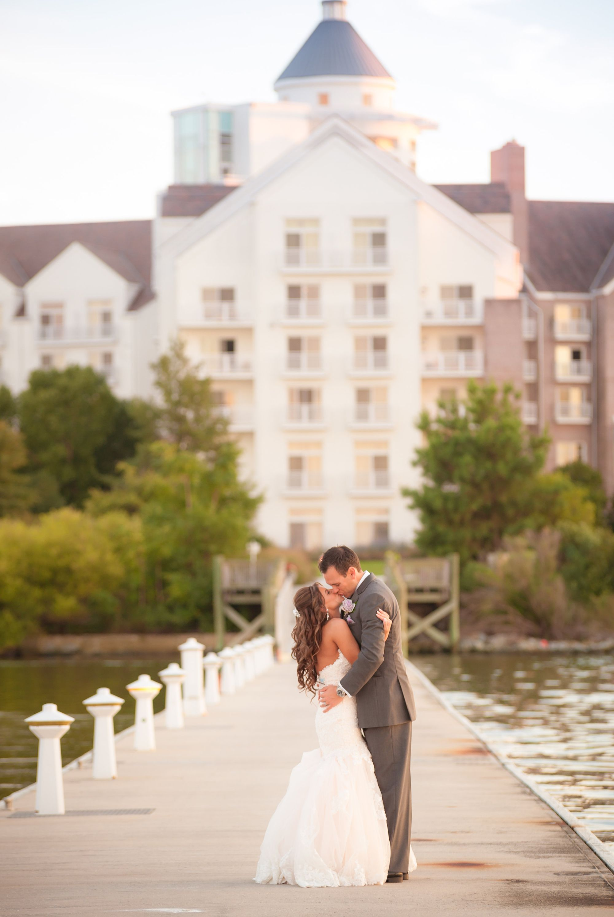Hyatt Chesapeake Bay wedding