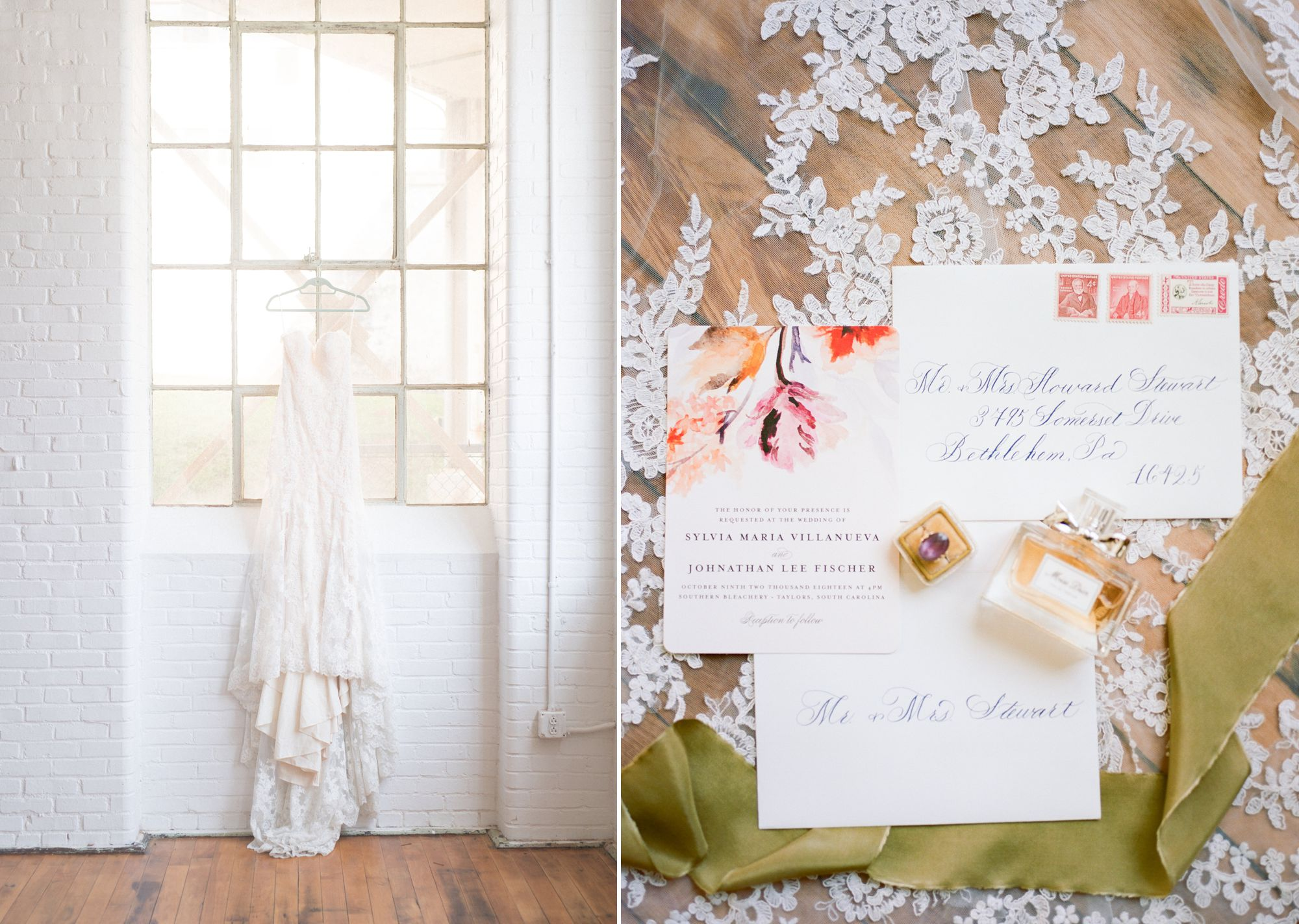 colorful-southern-bleachery-wedding-inspiration