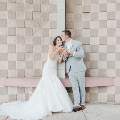 mint museum uptown charlotte wedding